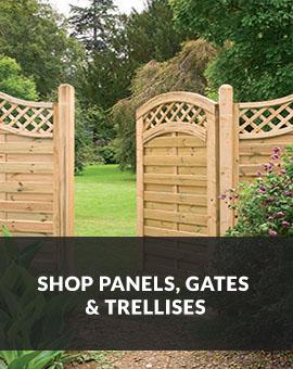 Panels, Gates & Trellis