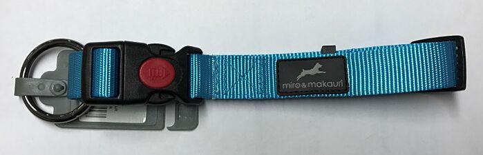Miro & Makauri Nylon Safety Collar Turquoise