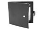 Bisley Leather Certificate Wallet Black