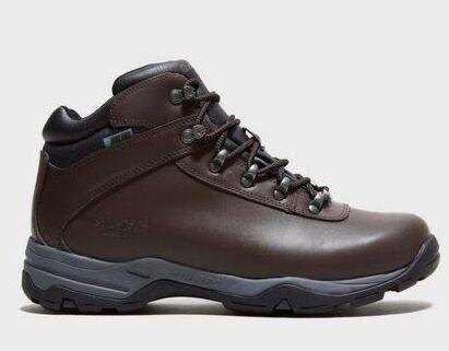Hi-Tec Eurotrek III Mens Walking Boot Chcocolate