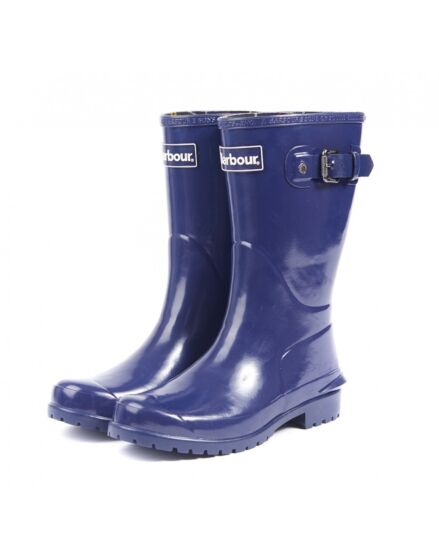 Barbour Primrose Blue Wellington Boots