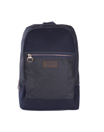 Barbour Carlton Backpack Navy