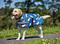 WeatherBeeta 1200D Parka Dog Coat Penguin Print