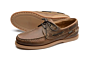 Loake Lymington Boat Shoe Brown