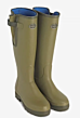 Le Chameau Women's Vierzonord Neoprene Boots Vert