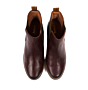Barbour Abigail Chelsea Boot Wine