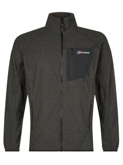 Berghaus  Men's Deception 2.0 Fleece Jacket Black