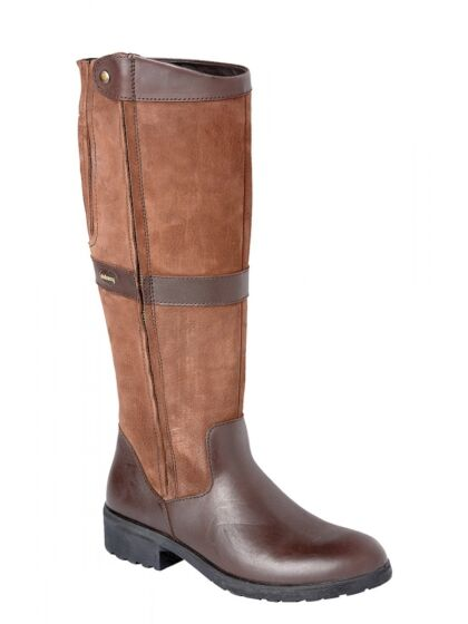 Dubarry Sligo Knee-High Boot Walnut