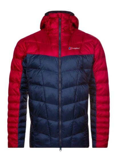 Berghaus Men's Nunat Reflect Jacket Dark Blue/Dark Red