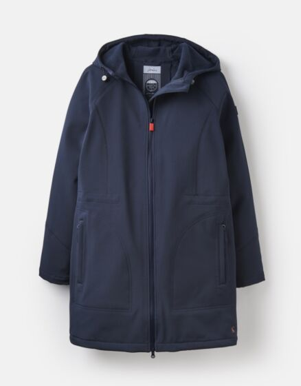 Joules Westport Waterproof Coat Marine Navy