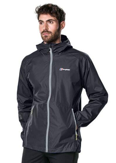Berghaus mens Deluge Light Waterproof Jacket