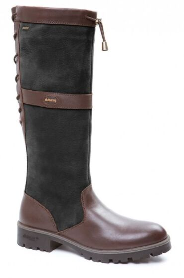 Dubarry Glanmire Womens Country Boot Black/Brown