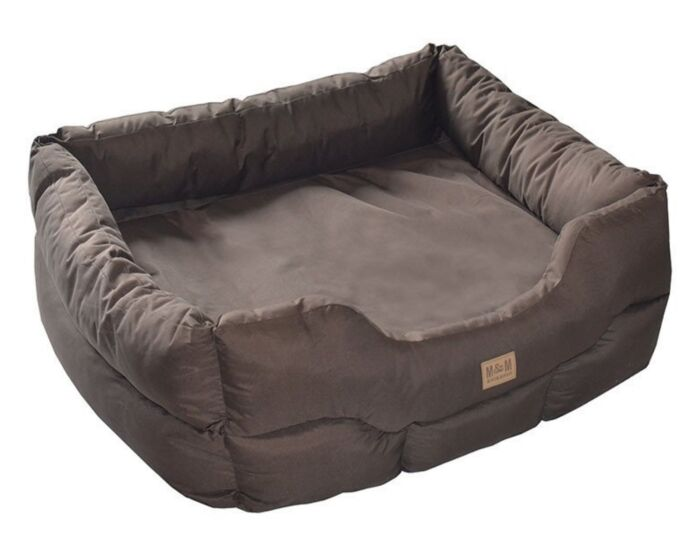 Miro & Makauri Waterproof Bed Brown