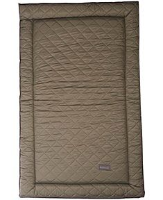 Barbour Quilted Fleece Flat Dog Pad Olive