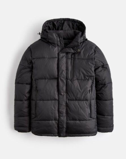 Joules Hartbury Padded Jacket Black