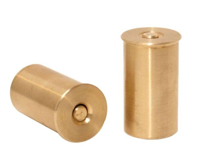 Bisley Brass Snap Caps 12G