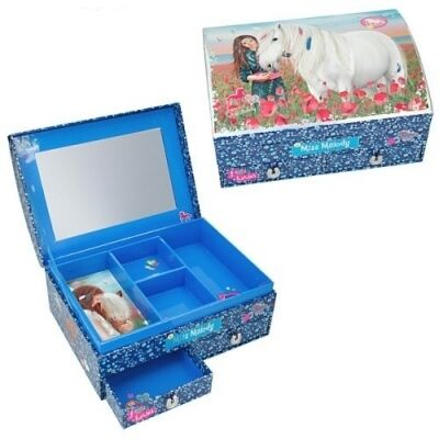 Miss Melody Jewellery Box