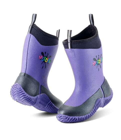 Grubs Icicle 5.0 Muddies Boot Violet