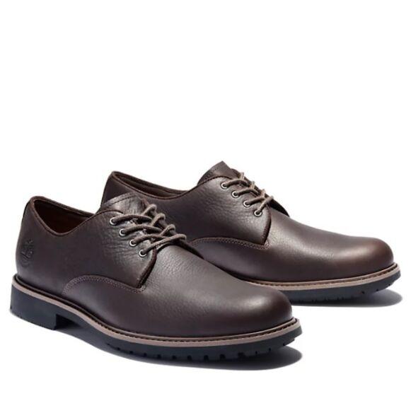 Timberland Stormbucks Plain Toe Oxford Shoe Soil