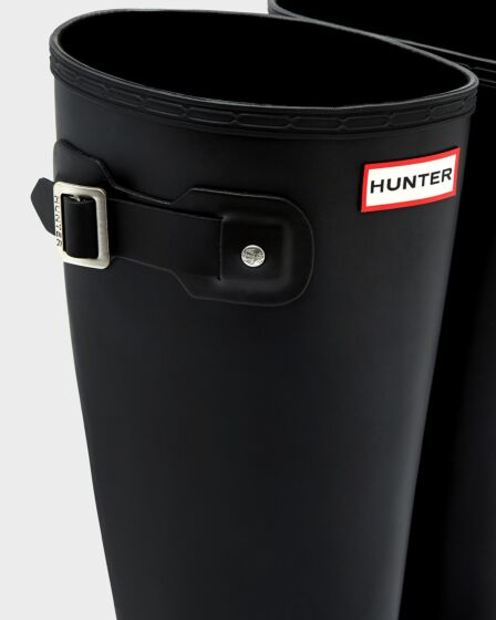 Hunter Men's Original Tall Boot Black
