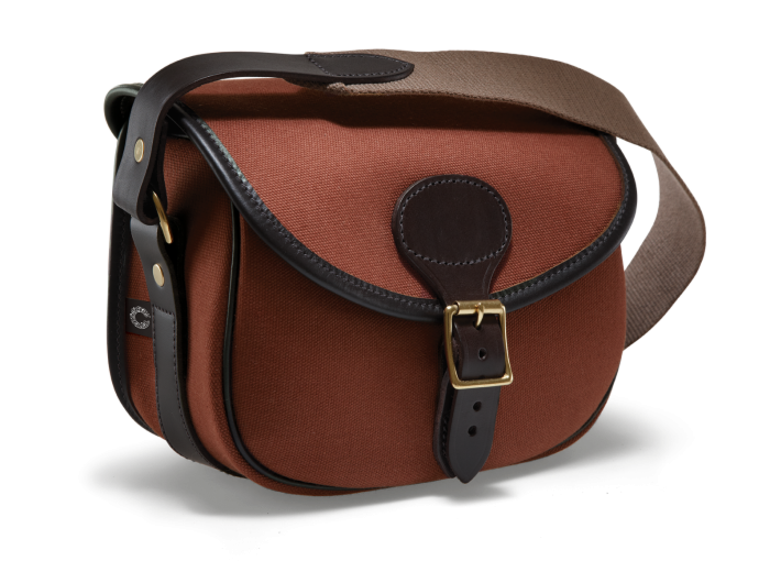 Croots Rosedale Cartridge Bag Fox Tan