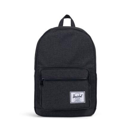 Herschel Pop Quiz Backpack Black Crosshatch