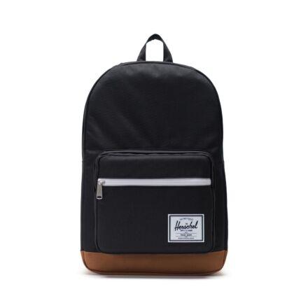 Herschel Pop Quiz Backpack Black/Saddle Brown