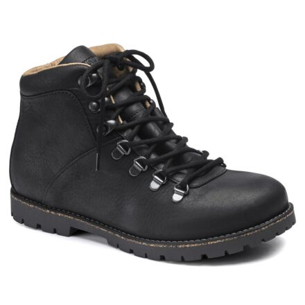 Birkenstock Jackson Lenu Lace Up Boot Black