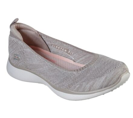 Skechers Microburst 2.0 Be Iconic Taupe