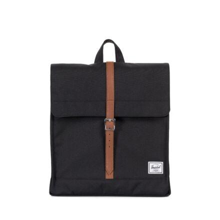 Herschel City Mid Volume Backpack Black