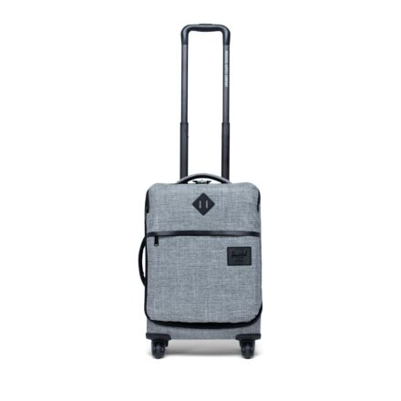 Herschel Highland Luggage Carry-On Raven/Crosshatch