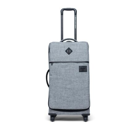 Herschel Highland Luggage - Medium Raven/Crosshatch