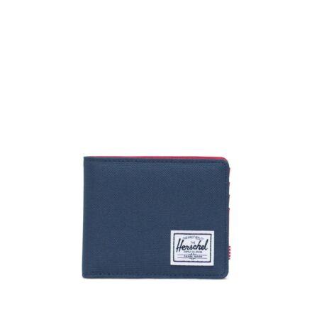 Herschel Roy Coin Wallet Navy/Red