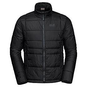 Jack Wolfskin Men's Argon Jacket Black