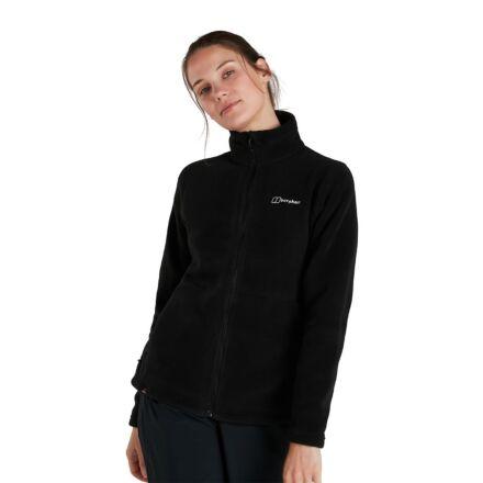 Berghaus Women's Prism Polartec Interactive Fleece Jacket Black