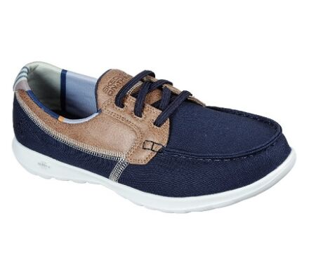 Skechers GoWalk Lite - Playa Vista Navy