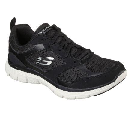 Skechers Flex Appeal 4.0 Active Flow Black/White