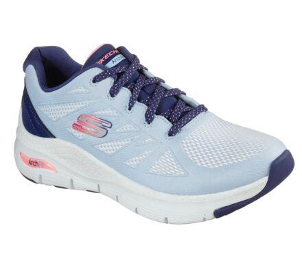 Skechers Arch Fit She's Effortless Light Blue/Navy