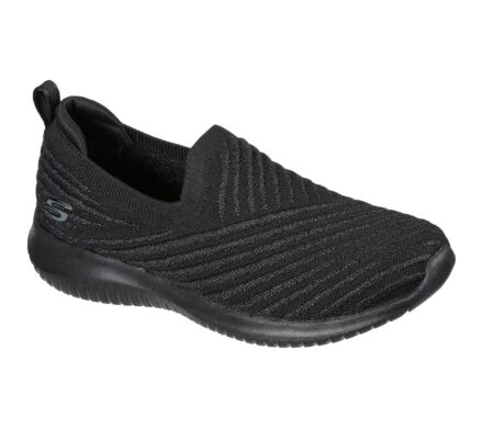 Skechers Ultra Flex Cool Streak Black