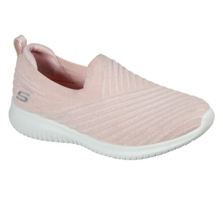 Skechers Ultra Flex Cool Streak Rose
