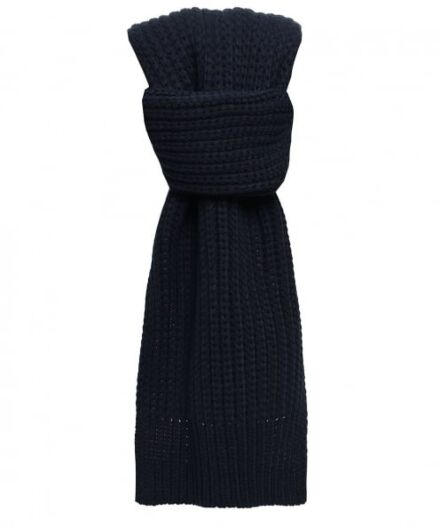 Barbour Saltburn Scarf Navy