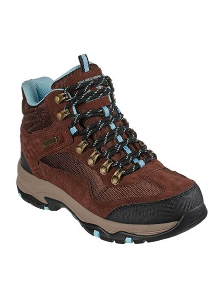Skechers Trego Base Camp Boot Chocolate