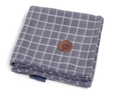 Petface Grey Window Pane Comforter