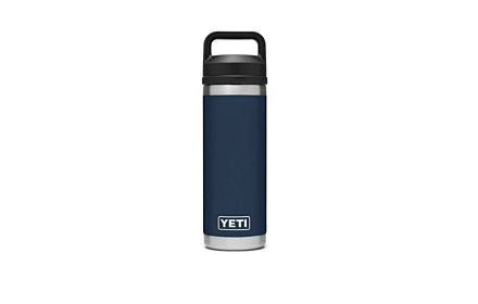 Yeti 18oz Bottle Navy