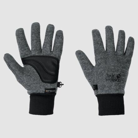Jack Wolfskin Stormlock Knit Gloves Phantom