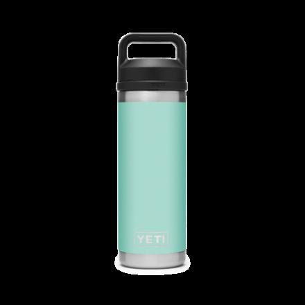 Yeti Rambler 18oz Bottle Seafoam