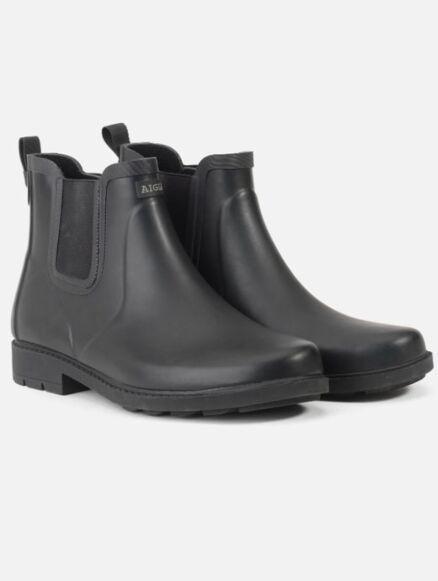 Aigle Men's Carville Ankle Boot Noir