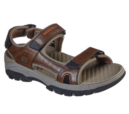 Skechers Relaxed Fit: Tresmen - Hirano Brown