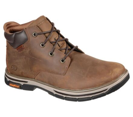 Skechers Segment 2.0 Brogden Desert Brown