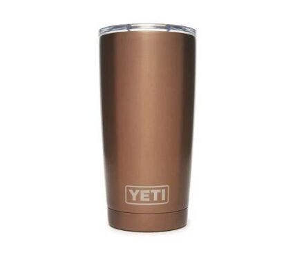 Yeti Rambler 20oz Tumbler Copper